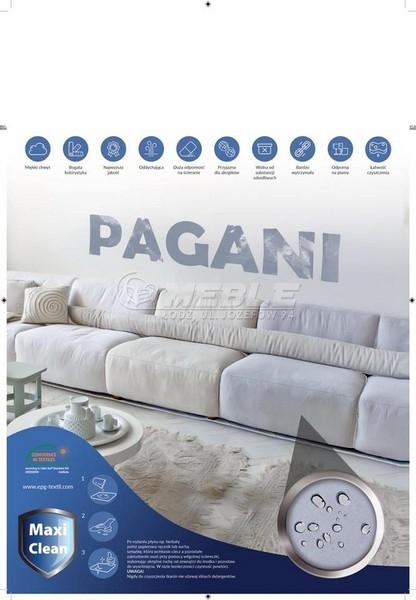 tkanina pagani artmeb maxi clean meble wiśnik �243dź